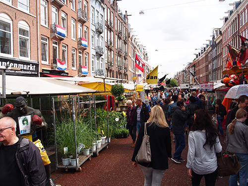 amsterdam south albert cuyp market